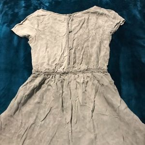 Simple flowy romper - size small- soft cotton